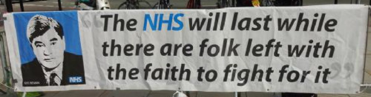 Why do we need a National NHS PublicVoice?